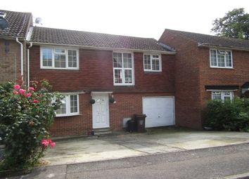 Thumbnail 3 bedroom terraced house to rent in Cressey Court, Chatham