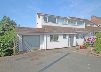 Thumbnail 4 bedroom detached house for sale in Venn Grove, Hartley, Plymouth