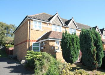 Thumbnail 3 bed end terrace house to rent in Emily Davison Drive, Epsom