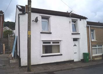 Thumbnail 2 bed end terrace house for sale in Regent Street, Aberaman, Aberdare