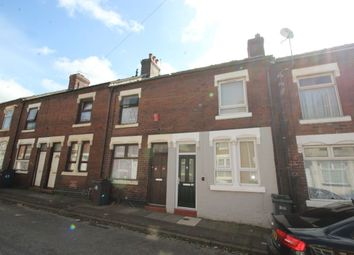 Thumbnail 2 bed terraced house for sale in Crystal Street, Stoke-On-Trent