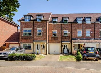 Thumbnail 3 bed terraced house for sale in Lindford, Bordon, Hampshire