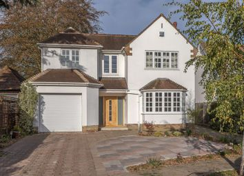 Thumbnail 4 bed detached house for sale in Tite Hill, Englefield Green, Egham