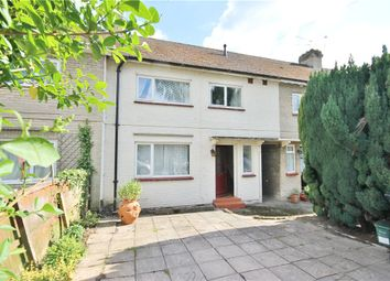 Thumbnail 3 bed terraced house for sale in Chestnut Close, Englefield Green, Surrey