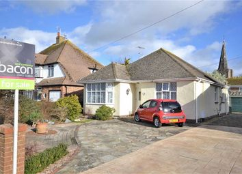 Thumbnail 2 bed detached bungalow for sale in St Andrews Road, Worthing, West Sussex