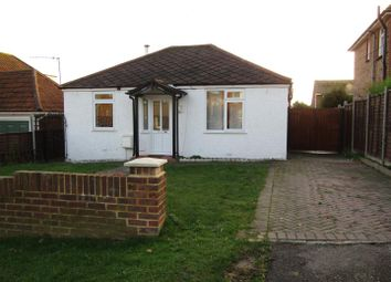 Thumbnail 2 bed bungalow to rent in Pebsham Lane, Bexhill-On-Sea