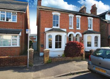Thumbnail 1 bed flat for sale in Denne Parade, Horsham, West Sussex