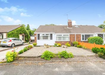 Thumbnail 2 bed bungalow for sale in Wilmslow Crescent, Thelwall, Warrington, Cheshire