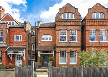 Fairfax Road, Bedford Park, Chiswick, London W4. 5 bed terraced house for sale
