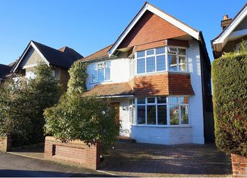 Thumbnail 4 bed detached house for sale in Upper Shirley Avenue, Southampton