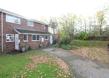 Thumbnail 3 bed semi-detached house for sale in Wessenden, Wilnecote, Tamworth