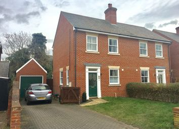 Thumbnail 2 bedroom semi-detached house to rent in California Road, Manningtree, Essex