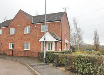 Thumbnail 1 bed maisonette for sale in New Bridge Road, Glen Parva, Leicester