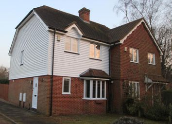 Thumbnail 3 bed semi-detached house for sale in St George's Place, Benenden, Kent