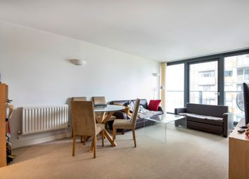 Thumbnail 1 bed flat for sale in Neutron Tower, Blackwall Way, London