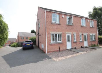 Thumbnail 3 bed semi-detached house to rent in Byron Street, Ilkeston