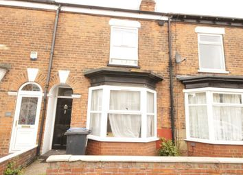 Thumbnail 4 bed terraced house for sale in Sharp Street, Hull
