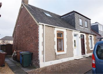 Thumbnail 3 bed semi-detached house for sale in Steps Street, Stenhousemuir