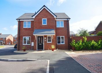 Thumbnail 2 bed semi-detached house for sale in Scholars Way, Werrington, Stoke-On-Trent