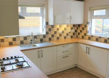 Thumbnail 3 bedroom semi-detached house to rent in Llanfach Road, Abercarn, Newport
