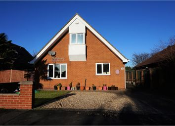 Thumbnail 4 bed detached house for sale in Picksley Crescent, Grimsby