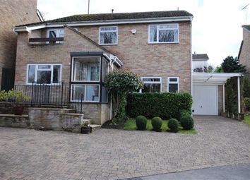 Thumbnail 4 bed detached house for sale in Lawrence Close, Charlton Kings, Cheltenham