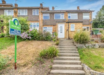 Thumbnail 3 bed terraced house to rent in Chapman Avenue, Maidstone