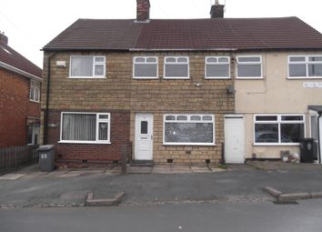 Thumbnail 3 bed terraced house to rent in St Ives, Leicester