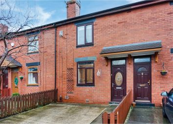Thumbnail 2 bed terraced bungalow for sale in Abbey Crescent, Heywood