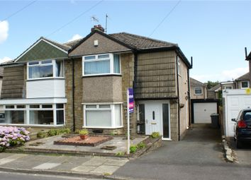 Thumbnail 3 bed semi-detached house for sale in Woodside Crescent, Cottingley