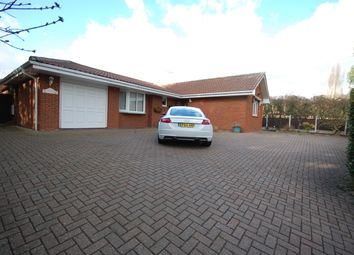 Thumbnail 3 bed detached bungalow for sale in Church Rd, Ramsden Heath