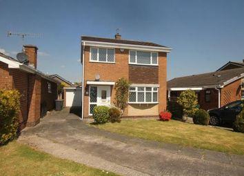 Thumbnail 3 bed detached house for sale in Alport Rise, Dronfield Woodhouse, Dronfield, Derbyshire