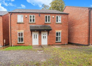3 bed semi-detached house for sale in Grosvenor Court, Lincoln LN5