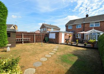 Thumbnail 5 bed semi-detached house for sale in Lincoln Drive, Wigston