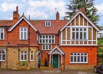 Thumbnail 3 bed maisonette for sale in Wickwood Court, St Albans, Hertfordshire
