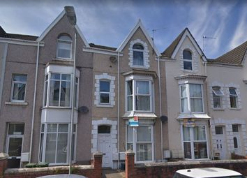 Thumbnail 1 bed flat to rent in Gwydr Crescent, Uplands, Swansea
