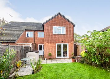 Thumbnail 4 bedroom end terrace house for sale in Queen Elizabeth Close, Didcot