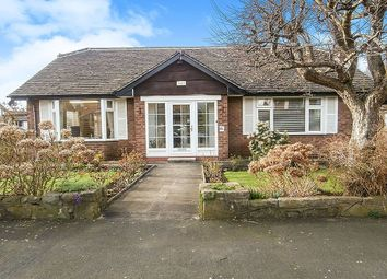 Thumbnail 2 bedroom bungalow for sale in St. Johns Road, Hazel Grove, Stockport