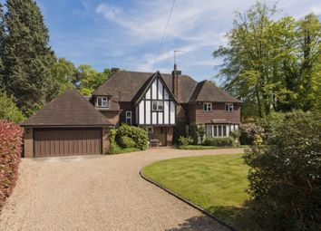 Thumbnail 6 bed detached house to rent in The Fairway, Weybridge