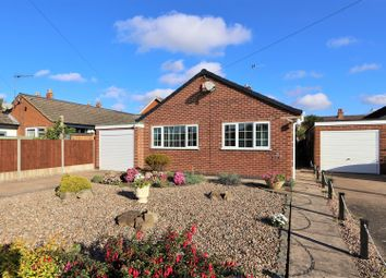 Thumbnail 2 bed detached bungalow for sale in Old Gate Avenue, Weston-On-Trent