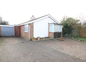 Thumbnail 3 bed bungalow for sale in Bushman Gardens, Bramford, Ipswich, Suffolk