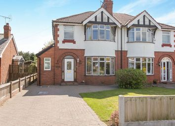 Thumbnail 3 bed semi-detached house for sale in Woodlands Road, Hartford, Northwich
