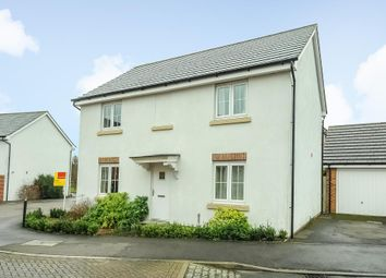 Thumbnail 4 bed detached house to rent in Kennet Heath, Thatcham