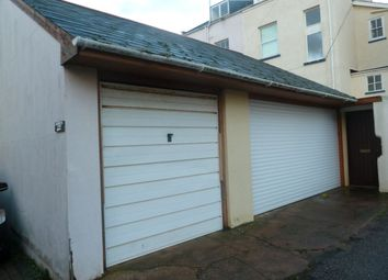 Thumbnail Parking/garage to rent in Henrietta Road, Exmouth