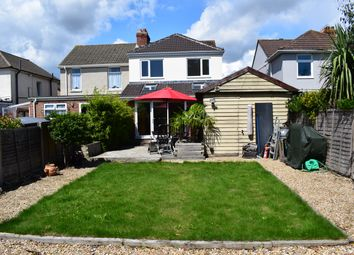 Thumbnail 4 bed semi-detached house to rent in Elms Road, Fareham