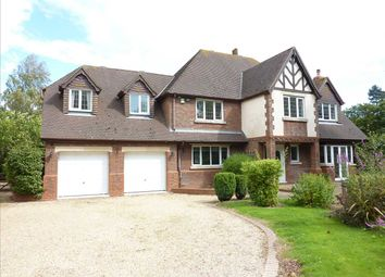 Thumbnail 5 bed detached house to rent in Brackenborough, Louth