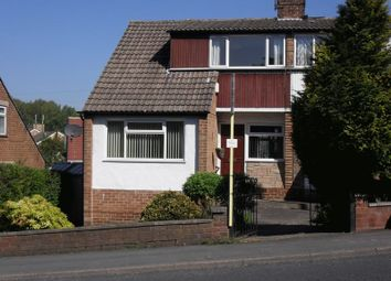 Thumbnail 3 bed semi-detached house for sale in Leeds Road, Birstall, Batley