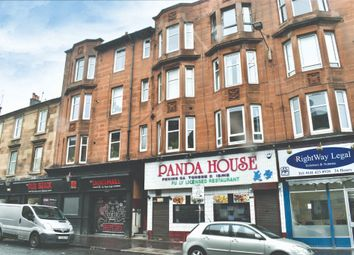 Thumbnail Studio for sale in Pollokshaws Road, Flat 1/2, Strathbungo, Glasgow