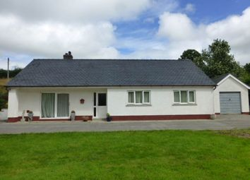 Thumbnail 3 bed bungalow to rent in Pentre-Cwrt, Llandysul