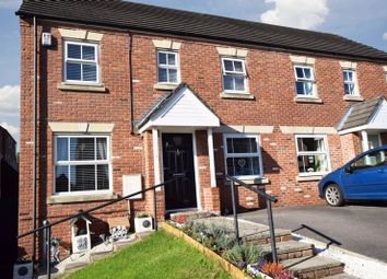 Thumbnail 4 bed semi-detached house for sale in Marsden Mews, Hemsworth, Pontefract